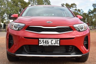 2021 Kia Stonic YB MY21 Sport FWD Signal Red 6 Speed Automatic Wagon