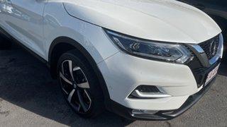 2019 Nissan Qashqai J11 Series 2 Ti X-tronic White 1 Speed Constant Variable Wagon.