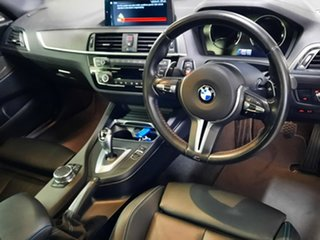 2017 BMW M2 F87 LCI D-CT Black 7 Speed Sports Automatic Dual Clutch Coupe