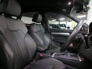 2018 Audi Q5 FY MY18 TDI S Tronic Quattro Ultra Sport Moonlightblue 7 Speed