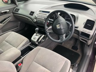 2007 Honda Civic 40 VTi-L 5 Speed Automatic Sedan