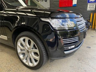 2013 Land Rover Range Rover L405 Vogue SE Black Sports Automatic Wagon