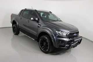 2018 Ford Ranger PX MkIII MY19 Wildtrak 3.2 (4x4) Grey 6 Speed Automatic Dual Cab Pick-up