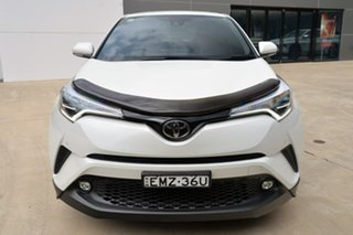 2019 Toyota C-HR NGX10R Koba S-CVT 2WD White 7 Speed Constant Variable Wagon