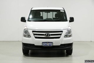 2016 Hyundai iLOAD TQ Series II (TQ3) White 5 Speed Automatic Van.