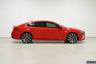 2018 Holden Commodore ZB VXR Red 9 Speed Automatic Liftback