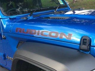2020 Jeep Gladiator JT MY20 Rubicon Pick-up Atlantic Blue 8 Speed Automatic Utility.