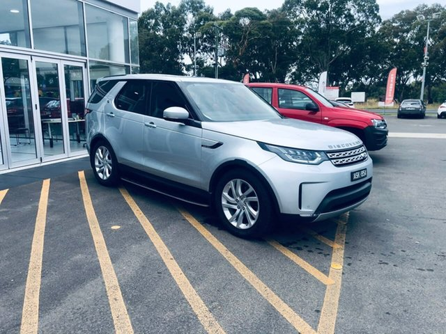 Used Land Rover Discovery Series 5 L462 MY18 HSE Epsom, 2018 Land Rover Discovery Series 5 L462 MY18 HSE Silver 8 Speed Sports Automatic Wagon