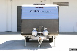 2016 Murray Series 2 Elite Caravan.