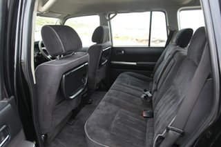 2005 Nissan Patrol GU IV MY05 ST-S Black 4 Speed Automatic Wagon