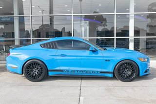 2017 Ford Mustang FM 2017MY GT Fastback Blue 6 Speed Manual Fastback