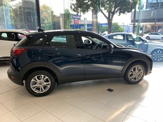 2021 Mazda CX-3 DK2W7A Maxx SKYACTIV-Drive FWD Sport Deep Crystal Blue 6 Speed Sports Automatic.
