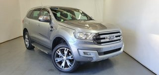 2015 Ford Everest UA Titanium Silver 6 Speed Sports Automatic SUV.