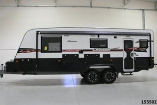 2020 Regent 23ft Cruiser Mark II All-Terrain Caravan.