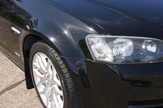 2010 Holden Commodore VE MY10 International Black 6 Speed Automatic Sportswagon.