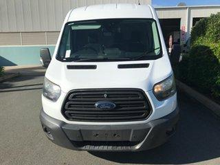 2016 Ford Transit VO 350L (Mid Roof) White 6 speed Manual Van.