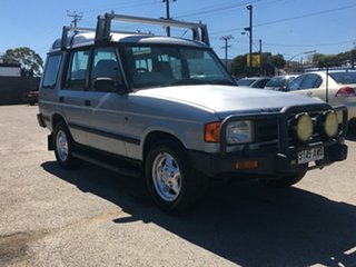 1997 Land Rover Discovery SE Silver 4 Speed Automatic Wagon.