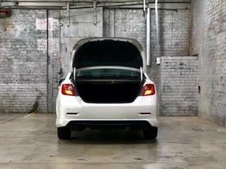 2015 Toyota Aurion GSV50R Sportivo White 6 Speed Sports Automatic Sedan