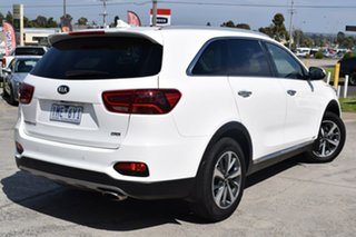 2018 Kia Sorento UM MY18 SLi AWD White 8 Speed Sports Automatic Wagon