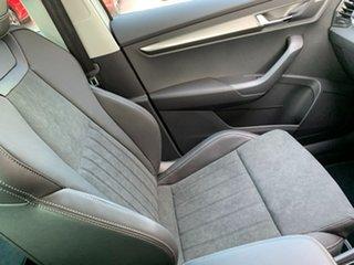 2020 Skoda Karoq NU MY21 110TSI FWD White 8 Speed Automatic Wagon