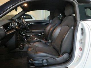 2012 Mini Coupe R58 Cooper S Pepper White 6 Speed Sports Automatic Coupe