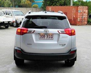 2014 Toyota RAV4 ALA49R MY14 Cruiser AWD White 6 Speed Sports Automatic Wagon