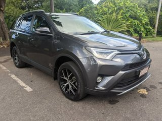 2016 Toyota RAV4 ZSA42R GXL 2WD Grey 7 Speed Constant Variable Wagon.