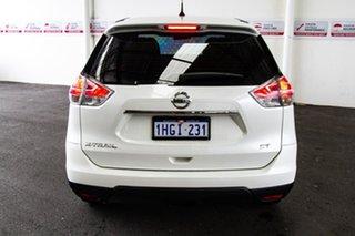 2016 Nissan X-Trail T32 ST (FWD) White 6 Speed Manual Wagon