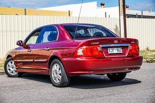 2005 Kia Optima GD (No Badge) Red Sports Automatic Sedan.