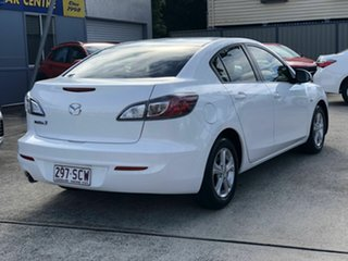 2012 Mazda 3 BL10F2 MY13 Neo Activematic White 5 Speed Sports Automatic Hatchback.