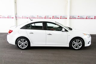 2013 Holden Cruze JH MY14 SRi V White 6 Speed Automatic Sedan