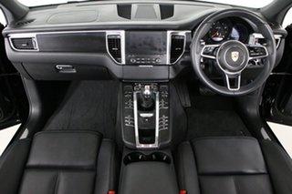 2017 Porsche Macan MY17 GTS Black 7 Speed Auto Dual Clutch Wagon