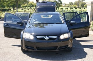 2010 Holden Commodore VE MY10 International Black 6 Speed Automatic Sportswagon