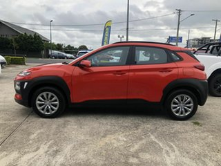 2019 Hyundai Kona OS.3 MY20 Go 2WD Orange 6 Speed Sports Automatic Wagon.