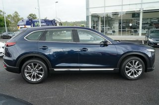 2017 Mazda CX-9 TC GT SKYACTIV-Drive i-ACTIV AWD Deep Crystal Blue 6 Speed Sports Automatic Wagon