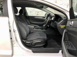 2018 Hyundai Sonata LF4 MY18 Active White 8 Speed Sports Automatic Sedan
