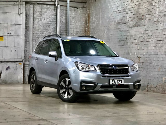 Used Subaru Forester S4 MY18 2.5i-L CVT AWD Mile End South, 2017 Subaru Forester S4 MY18 2.5i-L CVT AWD Silver 6 Speed Constant Variable Wagon