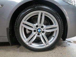 2015 BMW 5 Series F10 LCI 520d Steptronic M Sport Space Grey 8 Speed Sports Automatic Sedan