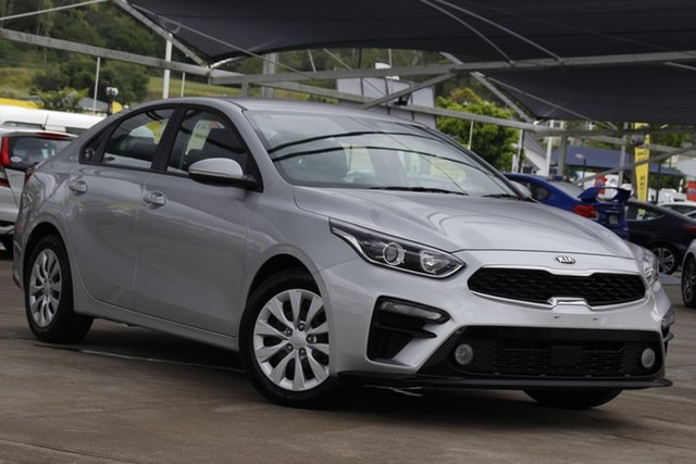 Used Kia Cerato BD MY20 S Bundamba, 2019 Kia Cerato BD MY20 S Silver 6 Speed Sports Automatic Sedan