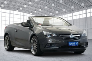 2015 Holden Cascada CJ MY15.5 Grey 6 Speed Sports Automatic Convertible.