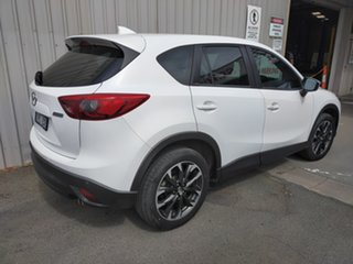2015 Mazda CX-5 KE1032 Akera SKYACTIV-Drive AWD 6 Speed Sports Automatic Wagon.