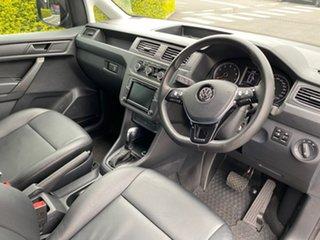 2019 Volkswagen Caddy 2KN MY20 TSI220 Crewvan Maxi DSG Grey 7 Speed Sports Automatic Dual Clutch Van