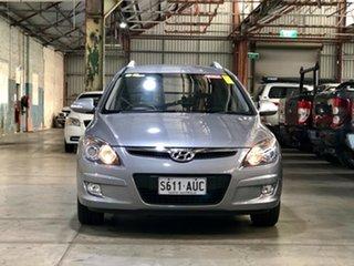 2012 Hyundai i30 FD MY11 SX cw Wagon Grey 4 Speed Automatic Wagon.