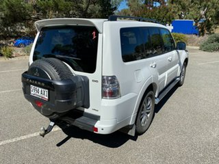 NW Pajero VRX 5DR Wagon 4x4 3.2L 4 Cyl Diesel 5sp Automatic 09/12-07/14
