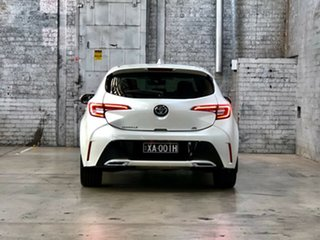 2018 Toyota Corolla Mzea12R ZR White 10 Speed Constant Variable Hatchback