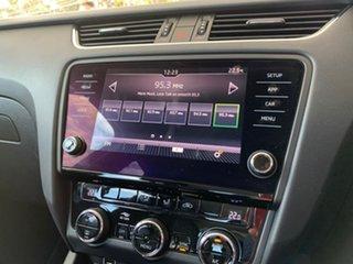 2020 Skoda Octavia NE MY20.5 110TSI DSG Black 7 Speed Sports Automatic Dual Clutch Wagon