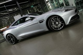 2013 Aston Martin Vanquish MY13 SA Silver 6 Speed Sports Automatic Coupe.