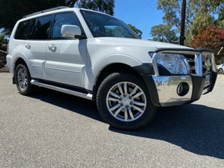 NW Pajero VRX 5DR Wagon 4x4 3.2L 4 Cyl Diesel 5sp Automatic 09/12-07/14.