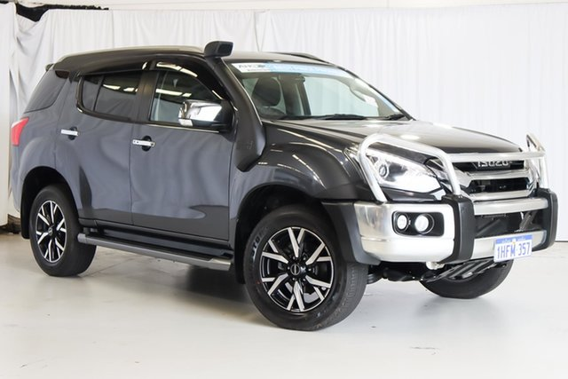 Used Isuzu MU-X MY19 LS-T Rev-Tronic Wangara, 2019 Isuzu MU-X MY19 LS-T Rev-Tronic Grey 6 Speed Sports Automatic Wagon