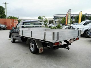 2004 Toyota Hilux RZN149R MY04 4x2 Blue 5 Speed Manual Cab Chassis
